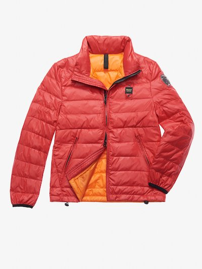 STEPPJACKE LIGHT COLLINS