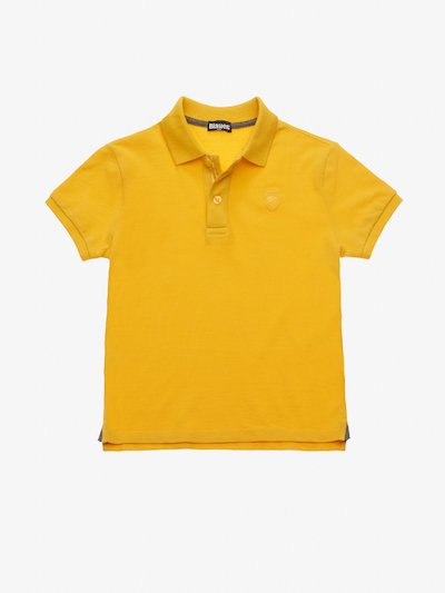 JUNIOR LIGHTWEIGHT PIQUE POLO SHIRT