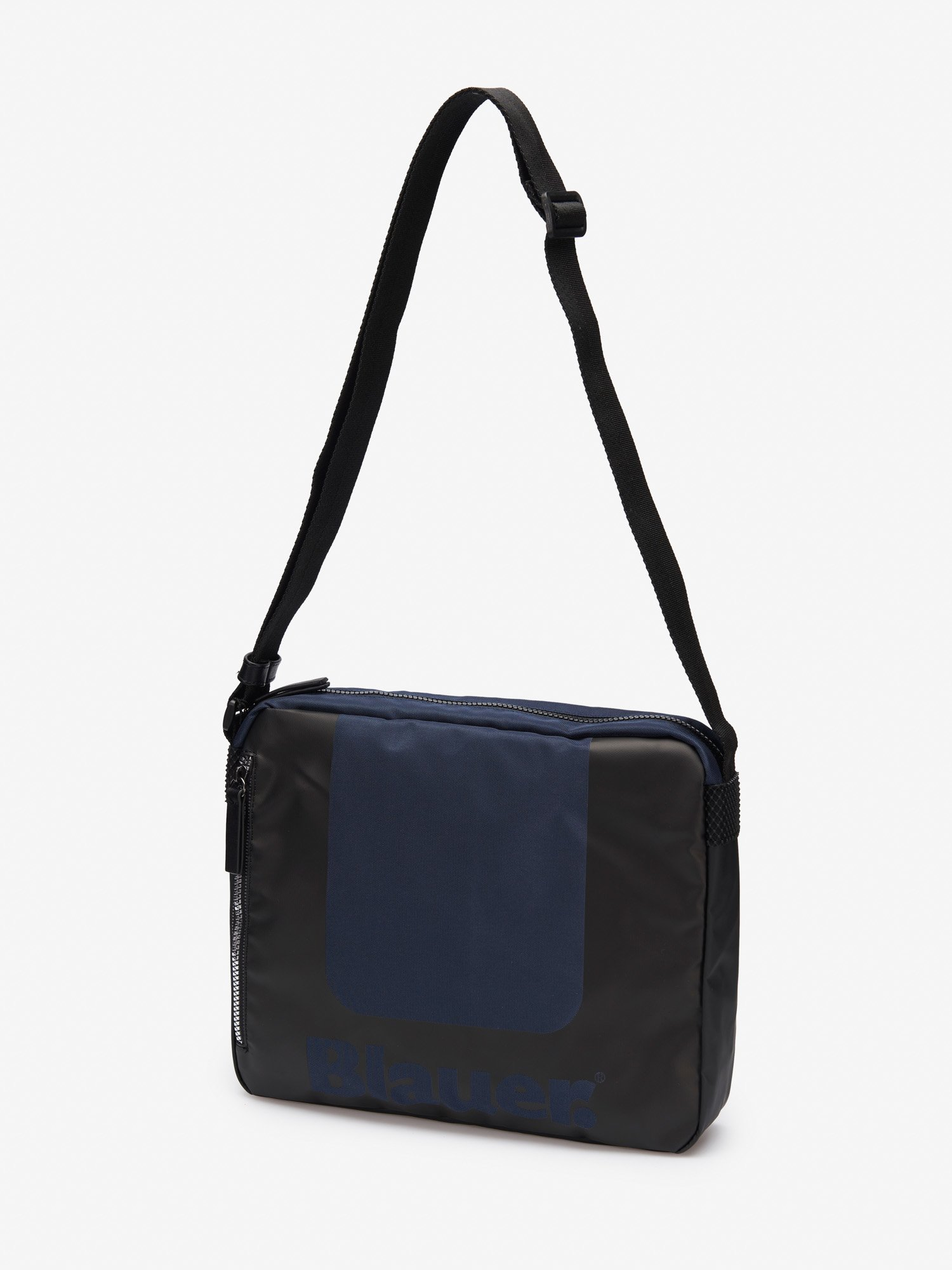 ULTRA-LIGHTWEIGHT CROSS-BODY BAG - Blauer