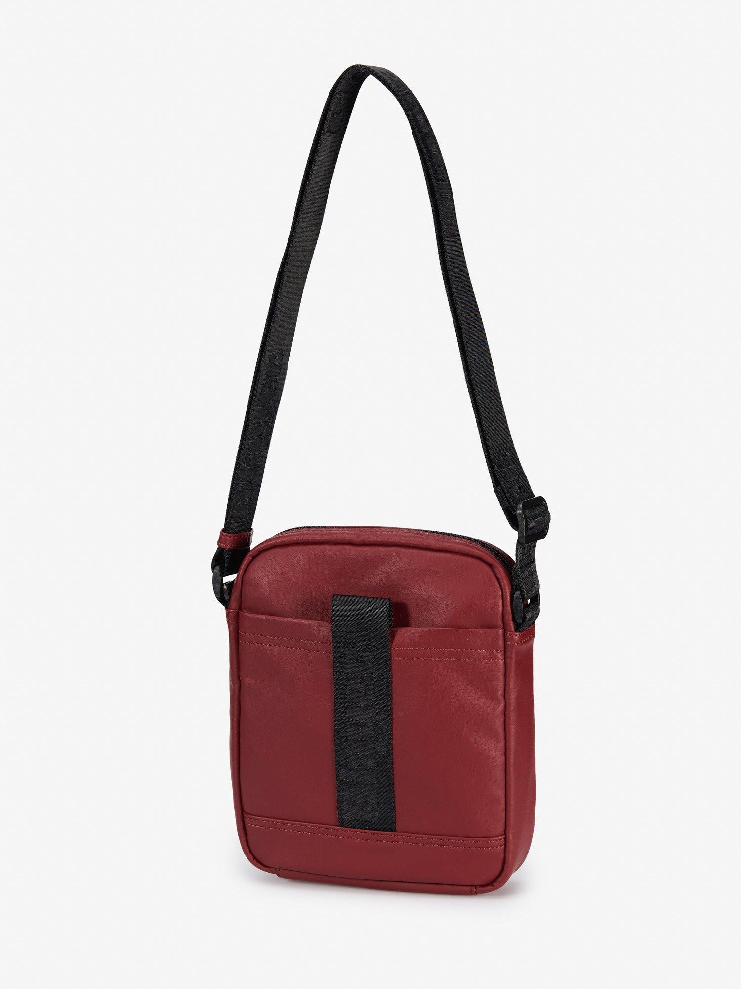 Blauer - SMALL SHOULDER BAG - red - Blauer