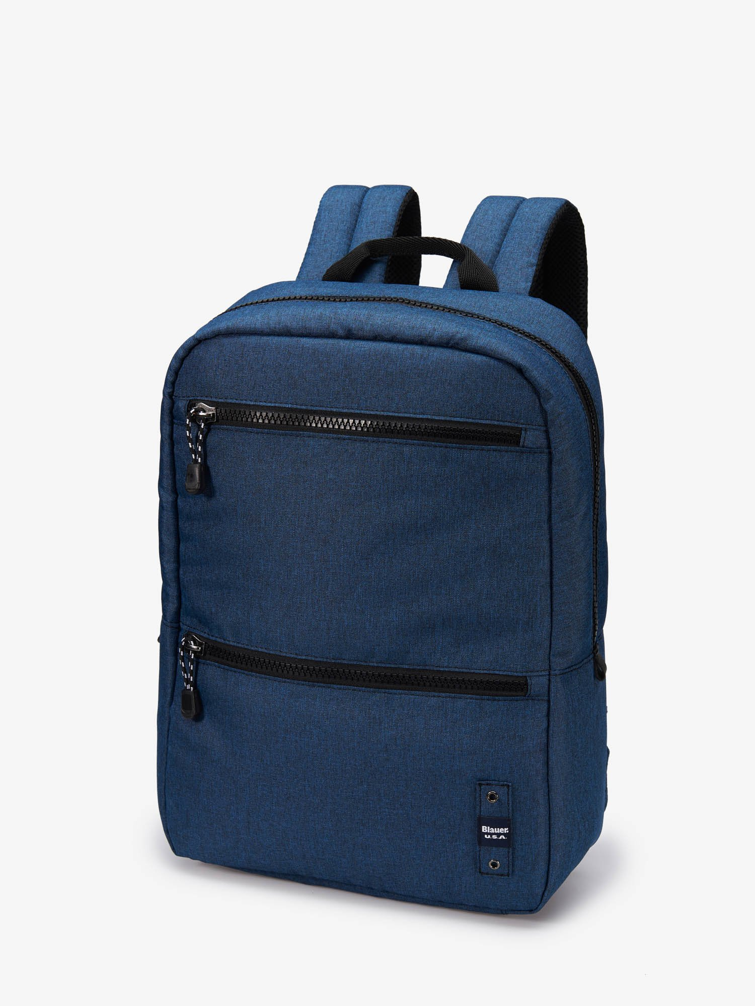TWO-POCKET BACKPACK - Blauer
