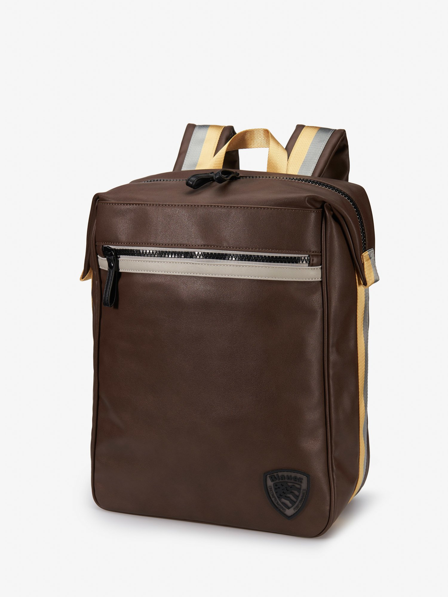 Blauer - BOWLING BACKPACK - chestnut brown - Blauer