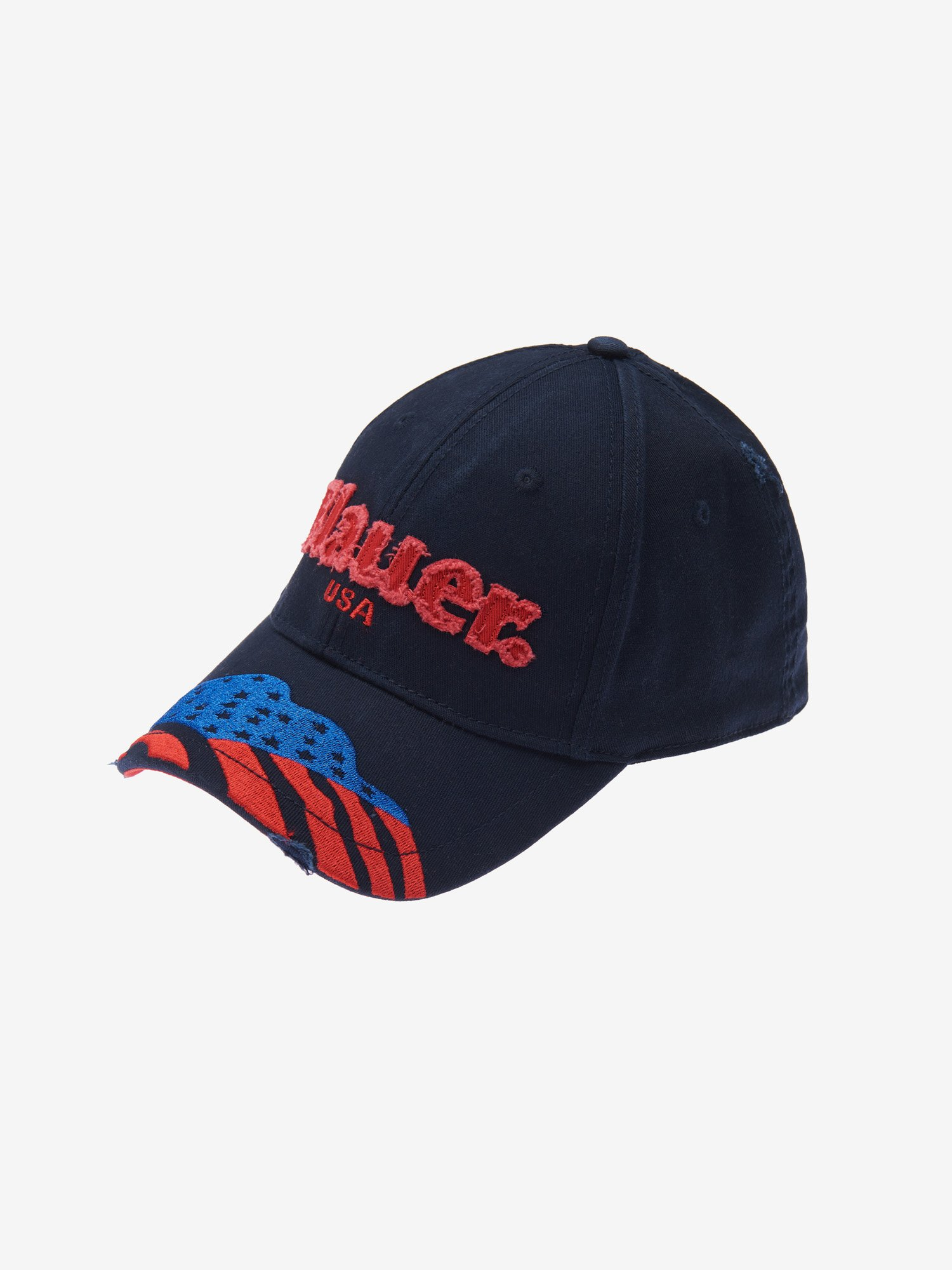 Blauer - BLAUER USA BASEBALL CAP - Blue Ink - Blauer