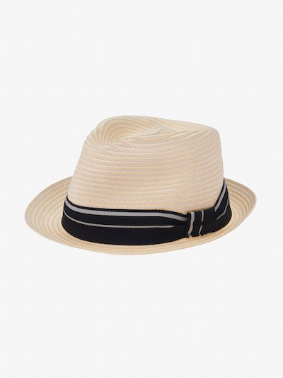 TRILBY HAT IN PAPER
