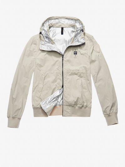 REED SHORT HOODED JACKET