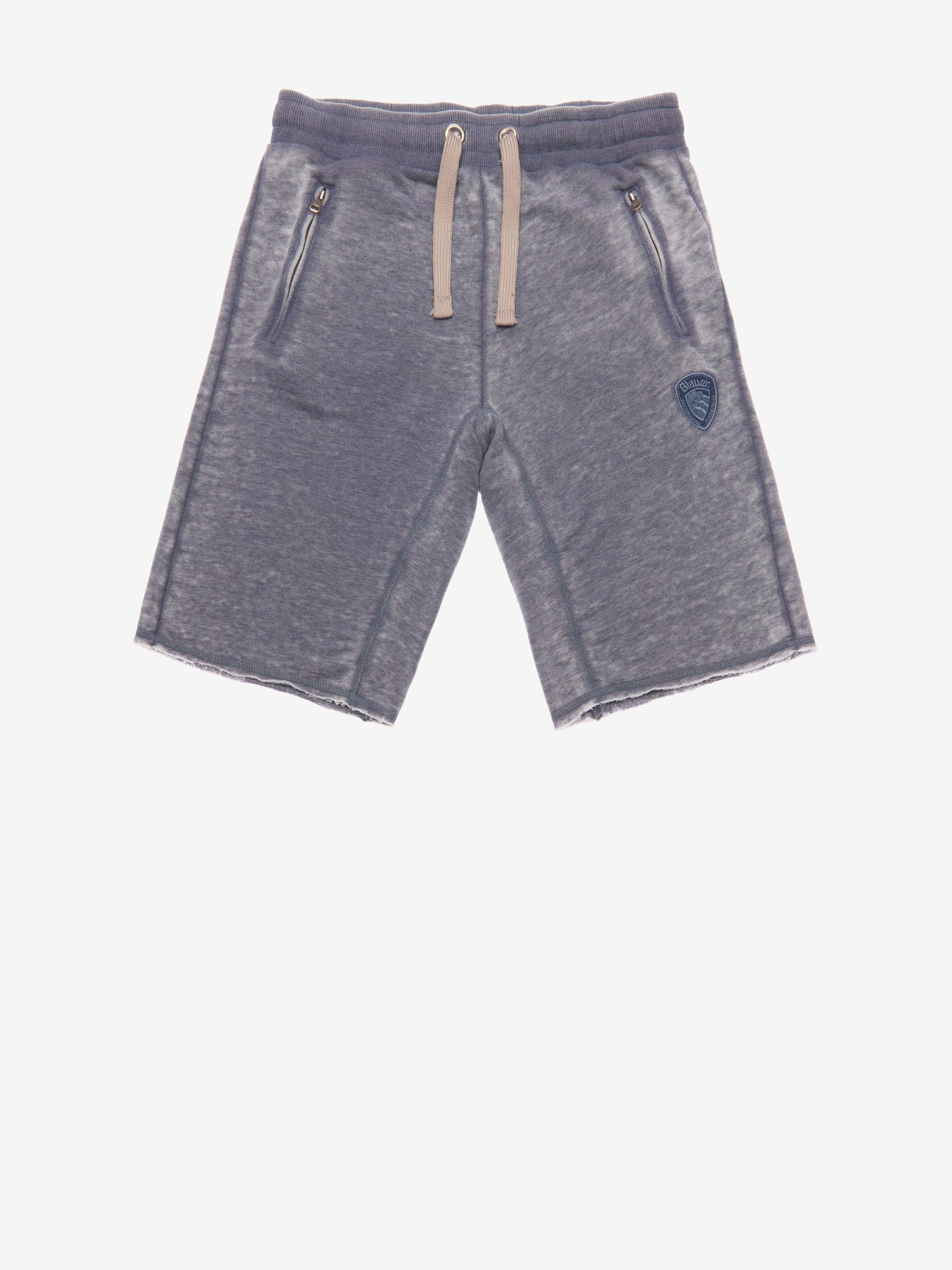 BURNOUT FLEECE SHORTS - Blauer