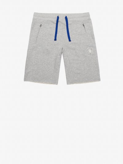 GARMENT DYED COTTON SHORTS