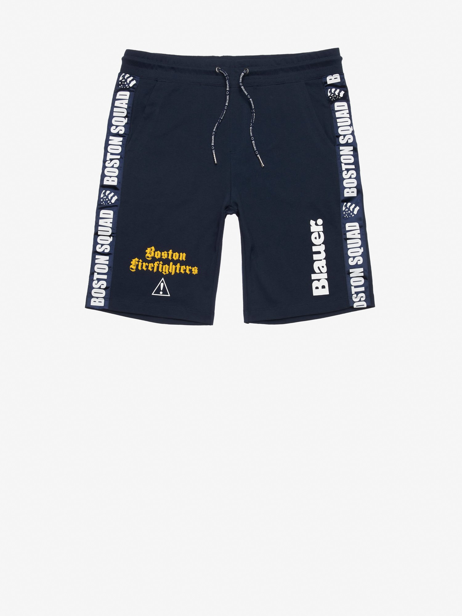 Blauer - BOSTON SQUAD SHORTS - blue - Blauer