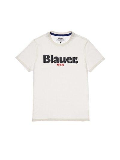 T-SHIRT UOMO BLAUER USA