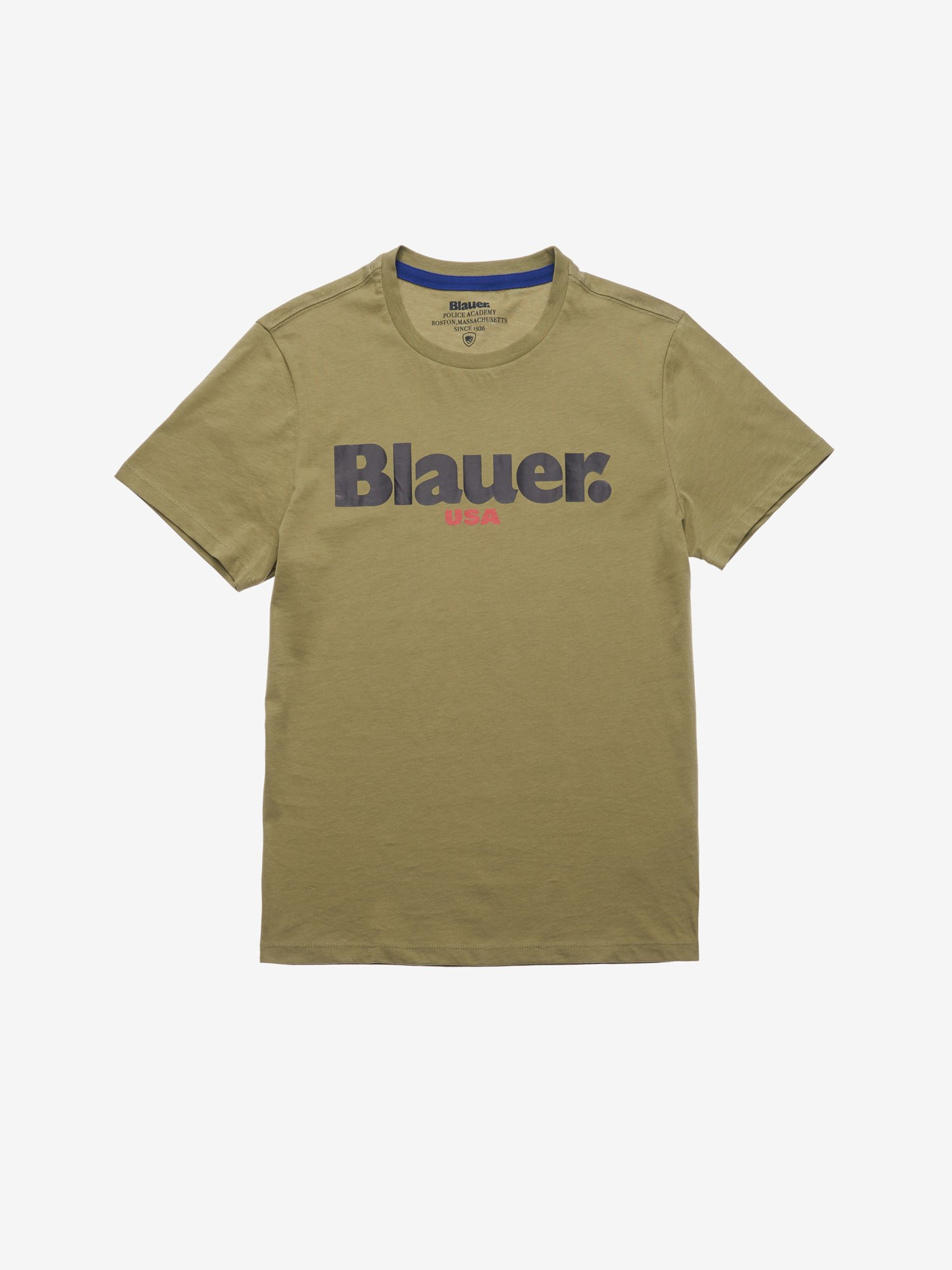 MEN'S BLAUER USA T-SHIRT - Blauer