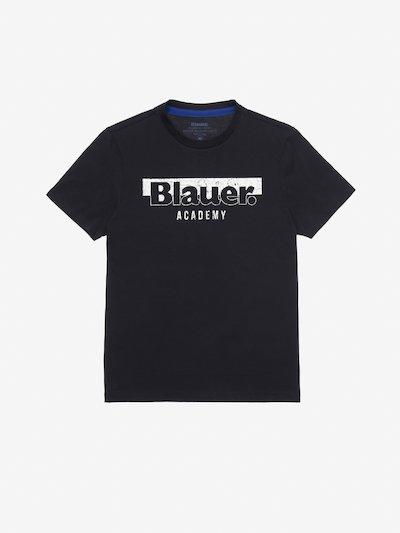 T-SHIRT BLAUER ACADEMY