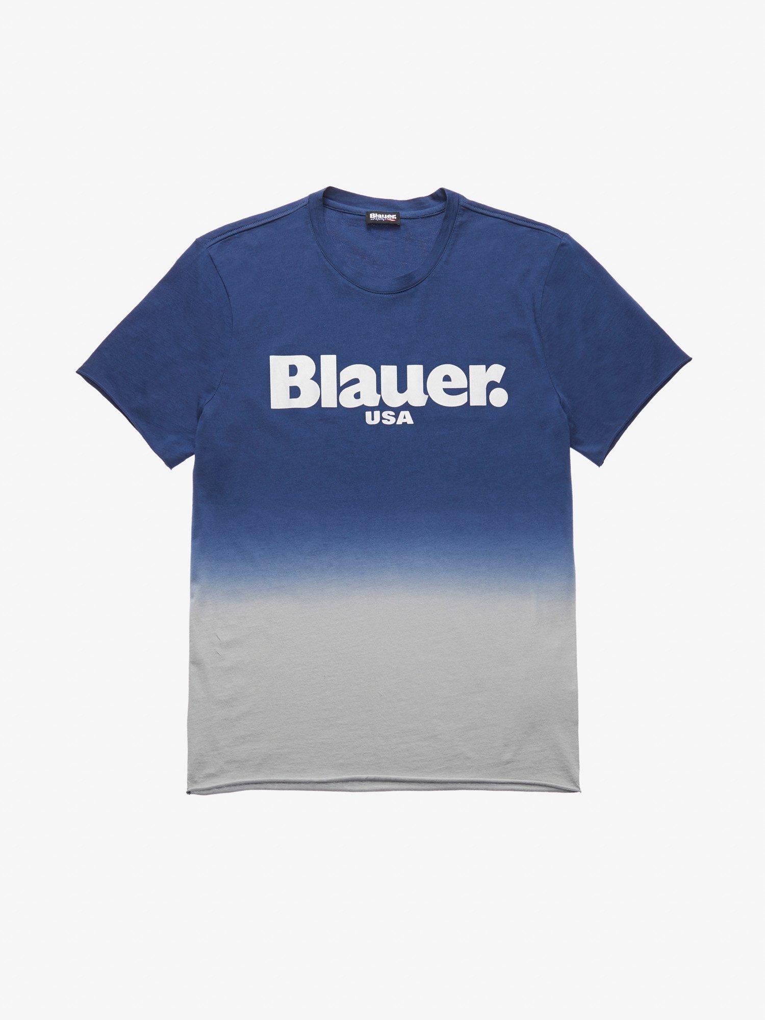 SHADED T-SHIRT - Blauer