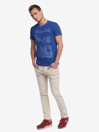size 40 ddcda c0305 T-shirt Uomo Blauer ® - Acquista Online   Blauer USA