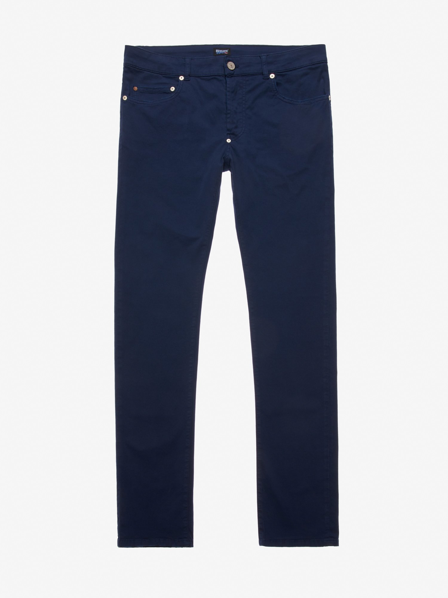 COTTON BULL TROUSERS - Blauer