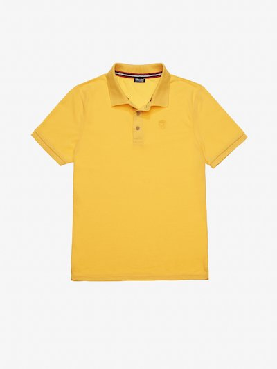 MELANGE POLO SHIRT