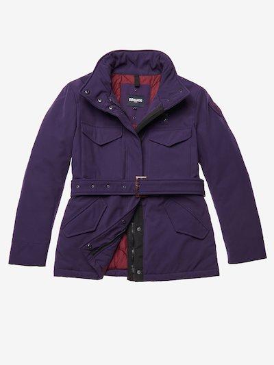 DamenUsa Shop ® Blauer Jacke Offiziellen TKcJ3lF5u1