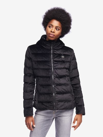PEARCE VELVETY DOWN JACKET