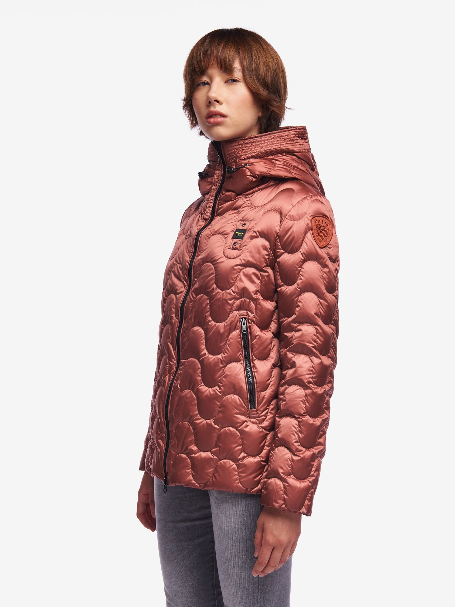 DEAN DEEP WAVE DOWN JACKET - Blauer