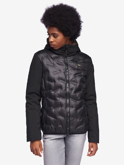 GORDON NYLON AND NEOPRENE JACKET
