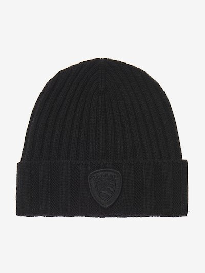 JUNIOR RIB KNIT CAP