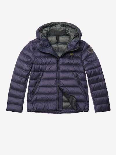 JORDAN DOWN JACKET WITH ATTACHED HOOD