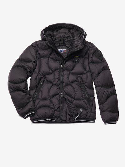 HOWARD DOWN JACKET WITH HOOD