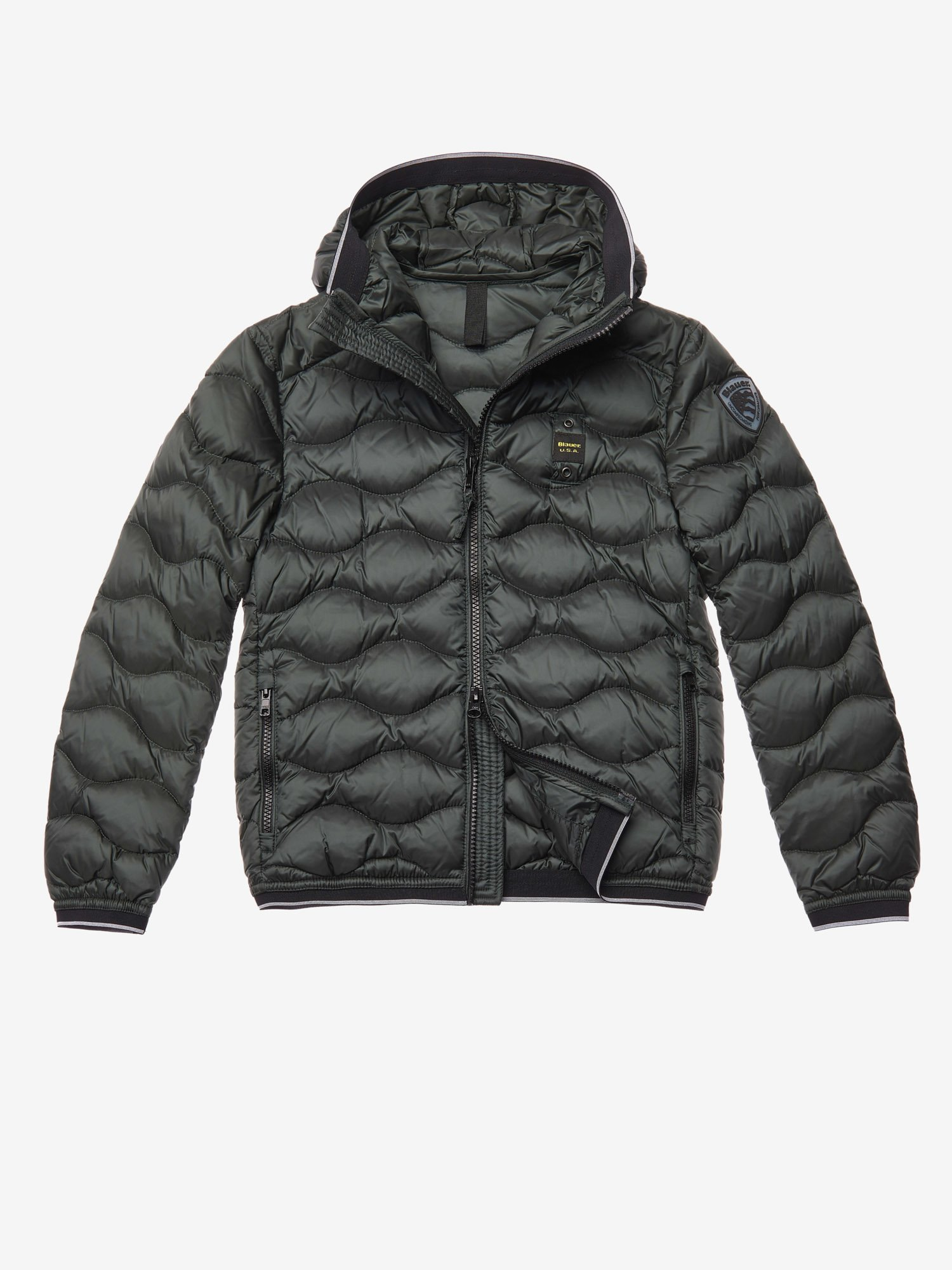 RILEY WAVE DOWN JACKET - Blauer