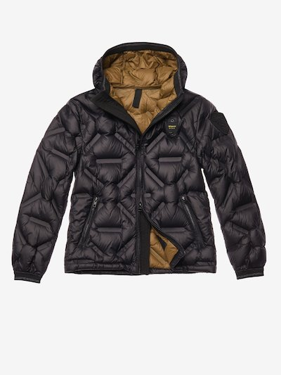 PORTER DOWN JACKET WITHOUT STITCHING
