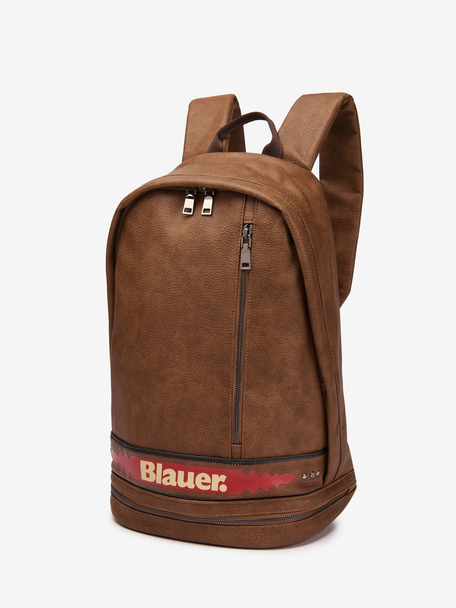 Blauer - MULTI POCKET BACKPACK - Porcino Mushroom - Blauer
