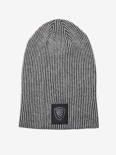 BICOLOUR TOQUE CAP