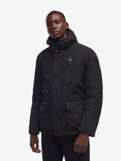 FOX PADDED COTTON TOUCH JACKET