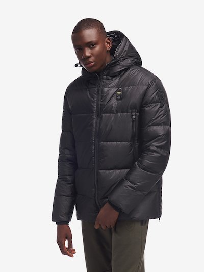 ROBERTSON IRIDESCENT DOWN JACKET