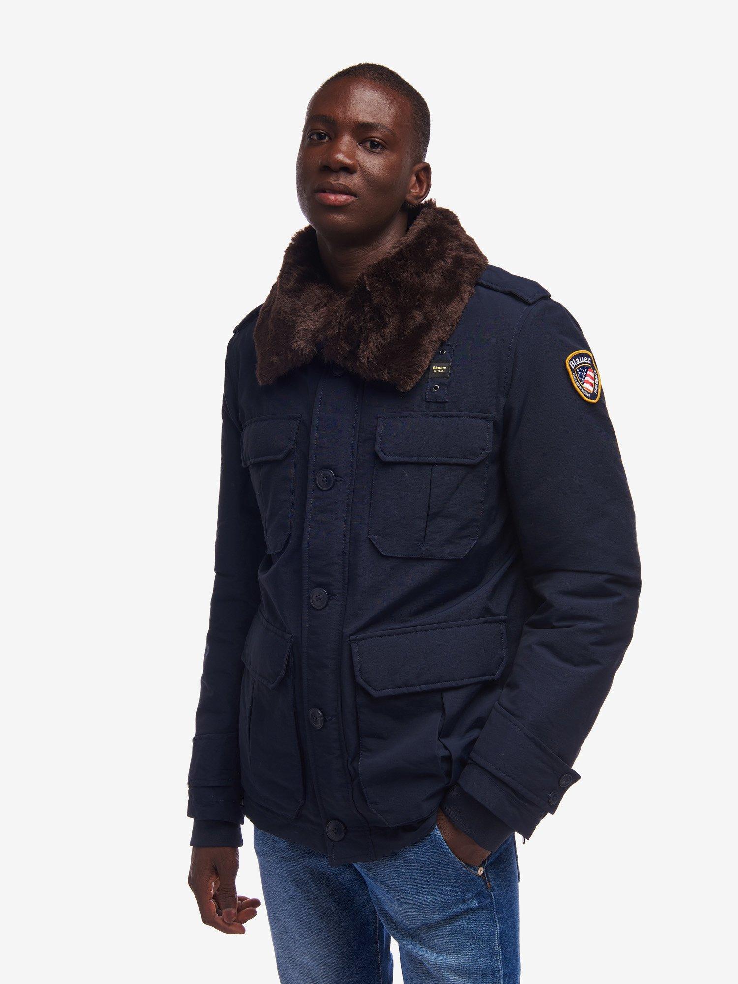 MURREY BLAUER POLICE JACKET - Blauer