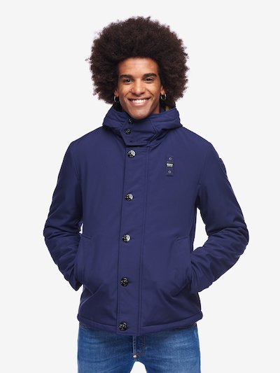 OWEN PADDED JACKET WITH HOOD