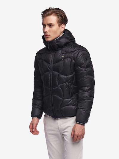 PEARSON DOWN JACKET WITH HOOD