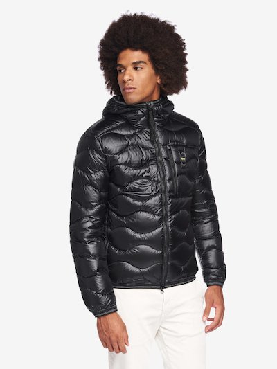 BOOTH WAVE DOWN JACKET