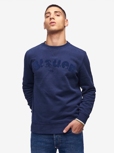 SOFT CREW NECK SWEATSHIRT