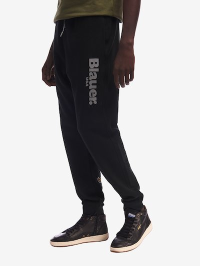 SWEATPANTS WITH CAMOUFLAGE POCKET
