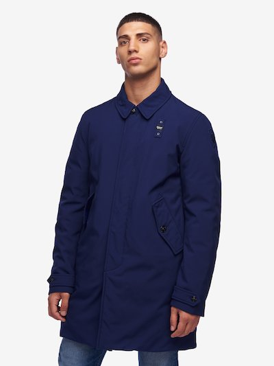 SPENCER WATERPROOF LONG PADDED RAIN JACKET