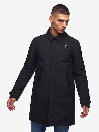 IMPERMÉABLE LONG REMBOURRÉ SPENCER