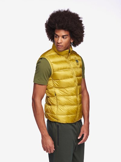 BURNS DOWN VEST