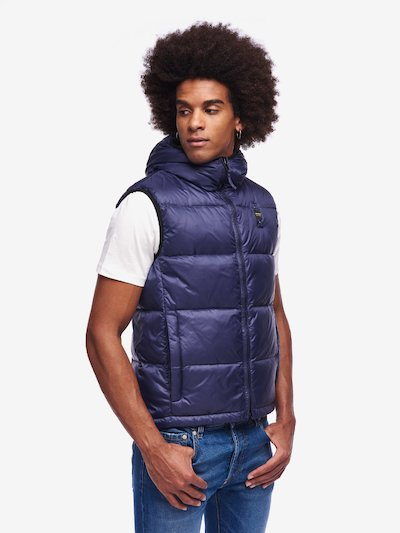 DOYLE HOODED DOWN VEST
