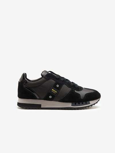 QUEENS DAIM MESH TRAINER