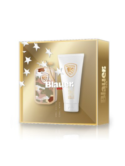 BLAUER CAMOU COFFRET FOR WOMAN