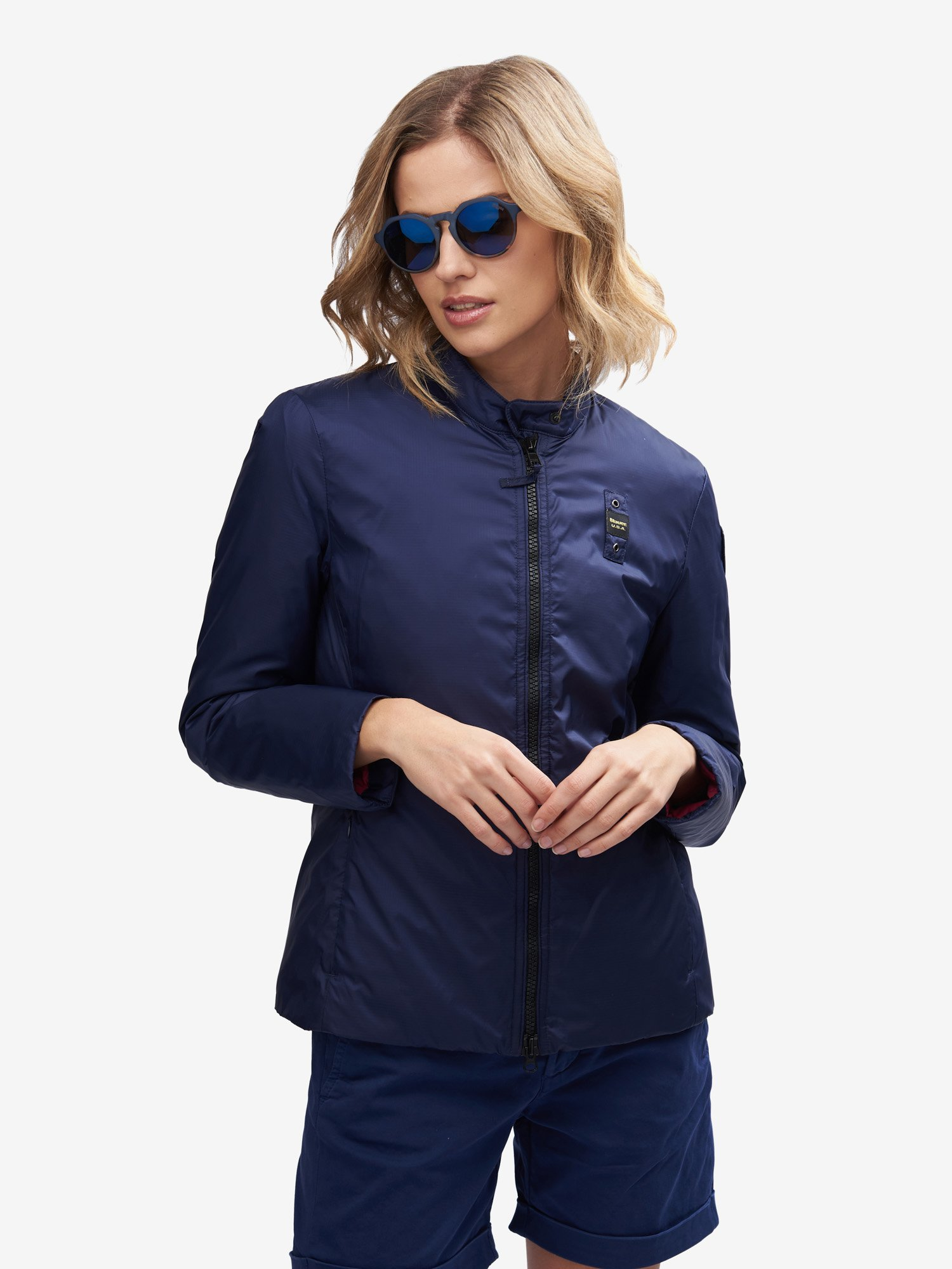 STEPHENS JACKET WTH ECO PADDING - Blauer