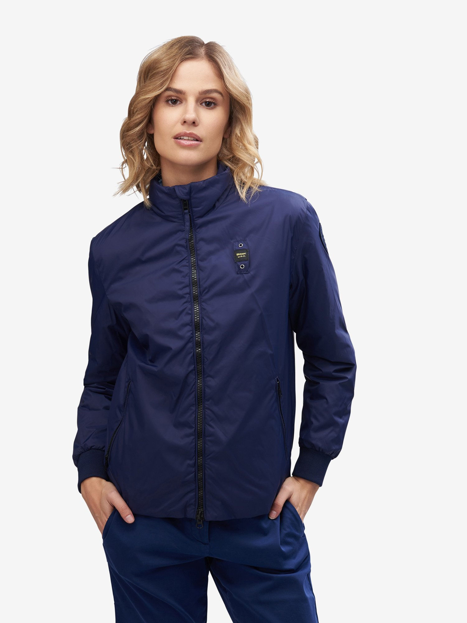 NICCOLS 100% RECYCLED JACKET - Blauer