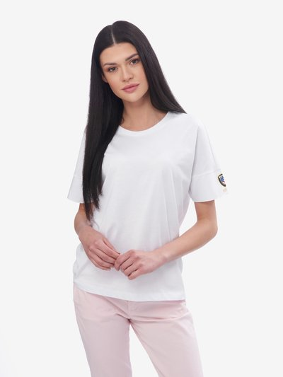 DROP SHOULDER T-SHIRT