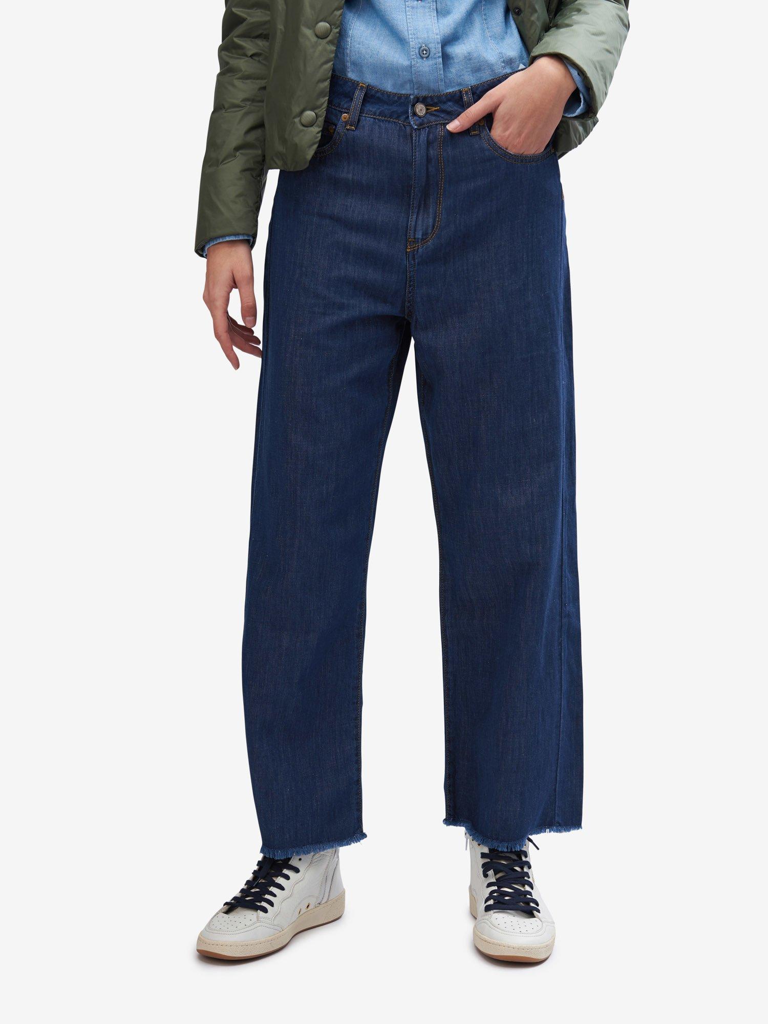 Blauer - LIGHTWEIGHT STRAIGHT LEG JEANS - Medium Wash - Blauer