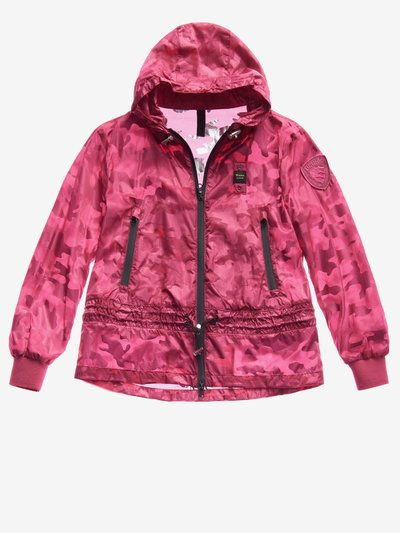 JUNIOR ULTRA LIGHT UNLINED JACKET