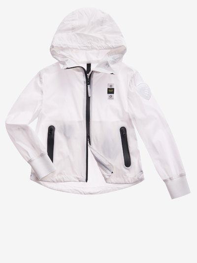 MATTE KAPUZENJACKE JUNIOR